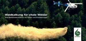 Flyer Waldkalkung von Kollaxo