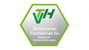 VTH-Siegel Hydraulik-Schlauchleitungen