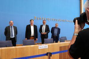 PEFC auf Bundespressekonferenz